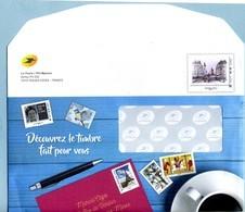 2018 PAP De Phil@poste Découvrez Le Timbre Fait Pour Vous - Prêts-à-poster:Stamped On Demand & Semi-official Overprinting (1995-...)