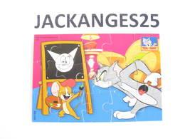 KINDER PUZZLE TOM ET JERRY 2008 MPG NV 169  + BPZ - Puzzles