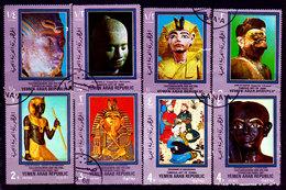 Yemen-0019 - Esposizione Di Parigi 1968 (o) Used - Senza Difetti Occulti. - Yemen