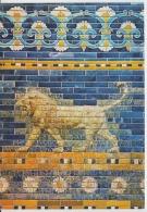 Berlin Palast Von Babylon Mosaic Uncirculated Postcard (ask For Verso / Demander Le Verso) - Antichità