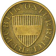 Monnaie, Autriche, 50 Groschen, 1972, TB+, Aluminum-Bronze, KM:2885 - Autriche
