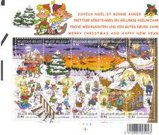 BLOK 98 KERSTMIS POSTFRIS** 2002 - Blocs 1962-....