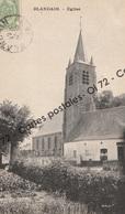 CPA - Belgique > Hainaut > Tournai - Blandain - Eglise - Animée - Tournai