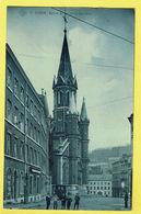 * Dison (Liège - Luik - La Wallonie) * (SBP, Nr 7) église Et Rue De La Carrière, Animée, Kerk, Church, TOP, Unique - Dison