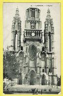* Laken - Laeken (Brussel - Bruxelles) * (L. Lagaert, Nr 29) L'église, Kerk, Church, Kirche, Animée, Rare, Old, CPA - Laeken