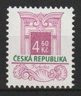 MiNr. 140 Tschechische Republik: 1997, 26. März. Freimarke: Baustile. - Tschechische Republik