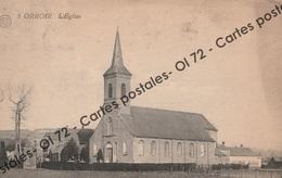CPA - Belgique > Hainaut > Mont-de-l'Enclus - Orroir L'église - Kluisbergen