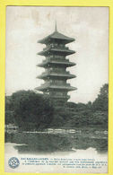 * Laken - Laeken (Brussel - Bruxelles) * (E. Desaix) Tour Japonaise, Vue Du Parc Royal, Japan Tower, Toren - Laeken