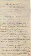 VP13.077 - Brésil - RIO DE JANEIRO 1925 - Lettre De Mr D. MARLAUDY  Pour Mr Le Général GAMELIN - Manuscripts