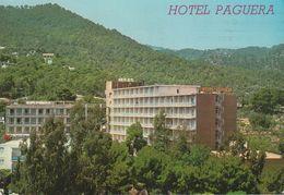 Spanien - Mallorca - Paguera - Hotel Paguera - 2x Nice Stamps - Train - Mallorca