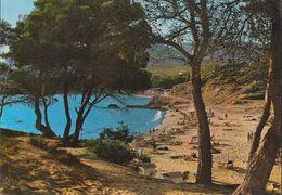 Spanien - Mallorca - Paguera - Beach - 2x Nice Stamps (70er Jahre) - Mallorca