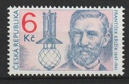 MiNr. 151 Tschechische Republik: 1997, 25. Juni. 150. Geburtstag Von Franti∏ek Krˇiπík. - Tschechische Republik