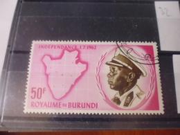 BURUNDI REFERENCE N°37 - Burundi