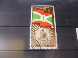 BURUNDI REFERENCE N°36 - Burundi