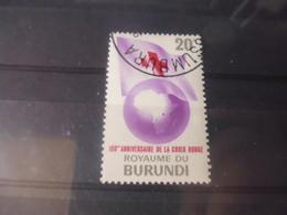 BURUNDI REFERENCE N°66 - Burundi