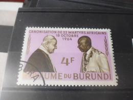 BURUNDI REFERENCE N°125 - Burundi
