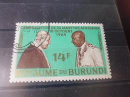 BURUNDI REFERENCE N°127 - Burundi