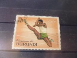 BURUNDI REFERENCE N°135 - Burundi