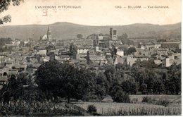 63. Billom. Vue Générale - France
