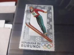 BURUNDI REFERENCE N°394 - Burundi