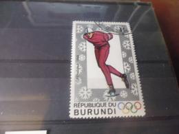 BURUNDI REFERENCE N°395 - Burundi