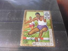 BURUNDI REFERENCE N°458 - Burundi