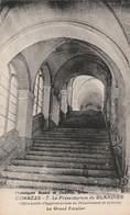 Corrèze : OBAZINE : Le Préventorium Du Glandier :  Le Grand Escalier - France