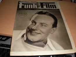 Funk Und Film Nr 14 1948 Walter Muller. Susan Hayward - Magazines