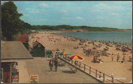 Avon Beach, Mudeford, Hampshire, C.1960s - Salmon Postcard - England