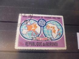 BURUNDI REFERENCE N°487 - Burundi