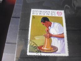 BURUNDI REFERENCE N°492 - Burundi