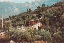 Spanien - Mallorca - Sóller - Train - Railway - Bridge - Mallorca
