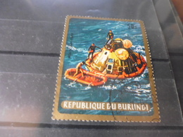 BURUNDI REFERENCE N°531 - 1962-69: Oblitérés