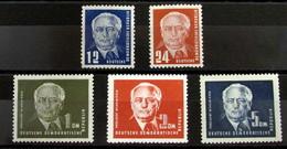 Alemania Rep.Democrática 6/9A ** - [6] República Democrática