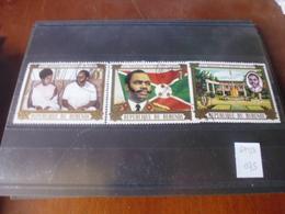 BURUNDI REFERENCE N°671.673 - Burundi