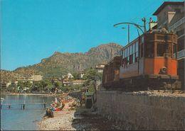 Spanien - Mallorca - Puerto De Sóller - Train - Railway - Mallorca
