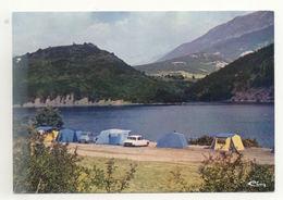04 – SAINT-ANDRE-LES-ALPES : Le Lac Et Le Camping Municipal N° 3.27.79.1114 - Francia
