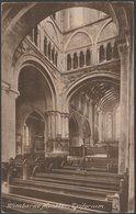Triforium, Wimborne Minster, Dorset, C.1920 - Frith's Postcard - England