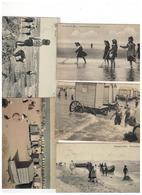 Knokke: 60 Oude Postkaarten - Postkaarten