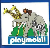 A.C PLAYMOBIL - Autocollants