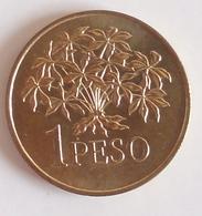 1 Peso Republica Da Guine-Bissau 1977 - Guinea-Bissau