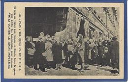 CPSM Parti Communiste Anti Front Populaire 1936 Non Circulé Russie Russia - Partis Politiques & élections