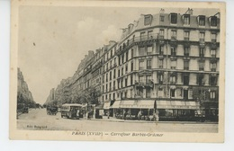 PARIS - XVIIIème Arrondissement - Carrefour Barbès Ordener - Arrondissement: 18