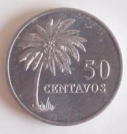 50 Centavos Republica Da Guine-Bissau 1977 - Guinea-Bissau
