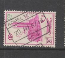 COB 360 Oblitéré APPELTERRE - 1952-....