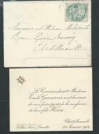 Chatellerault (86) Faire Part  Naissance De  Henri Gennevois Le 24/01/1906  Ax14514 - Nacimiento & Bautizo