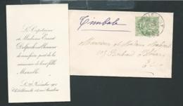 Chatellerault (86) Faire Part  Naissance De  Marcelle Delpech Le 22/11/1901  Ax14516 - Nacimiento & Bautizo