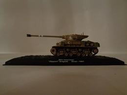 "Véhicule  M54 ISHERMAN - "" Zippori "" Brigade   Sinai 1967  1/72- Neuf - Altaya - Voitures, Camions, Bus"