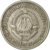 Monnaie, Yougoslavie, Dinar, 1965, TB, Copper-nickel, KM:47 - Yougoslavie