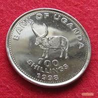 Uganda 100 Shillings 1998 KM# 67 Ouganda - Ouganda